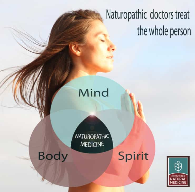 What do Naturopathic Doctors Mean by Treat the Whole Person