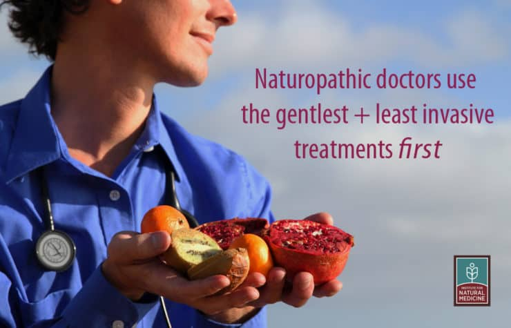 What do Naturopathic Doctors Mean by First, do No Harm