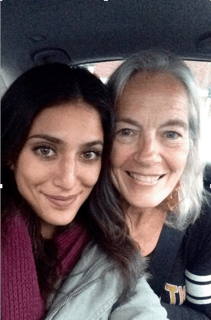 Journey to Becoming a Naturopathic Physician: My mother and I immediately after completing my interview at NUNM (2017)