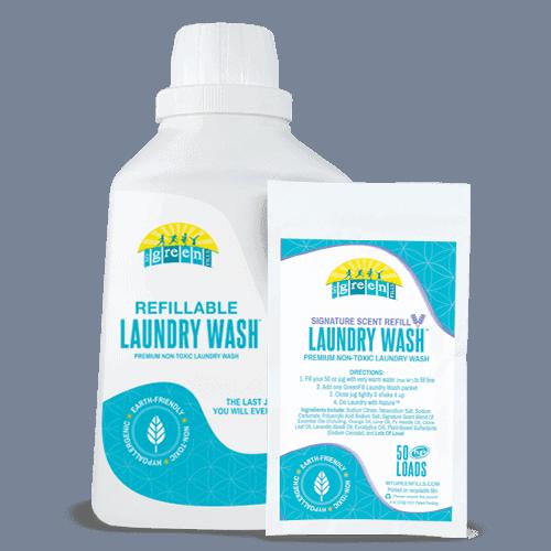 Win One-of-Three Eco-Friendly Laundry Bundles